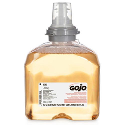 Gojo TFX 1200ml Premium Foam Antibacterial Handwash Refills (Case of 2)