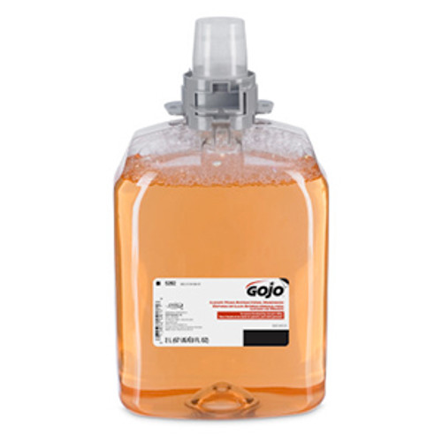 Gojo FMX-20 2000ml Luxury Foam Antibacterial Handwash Refills (Case of 2)