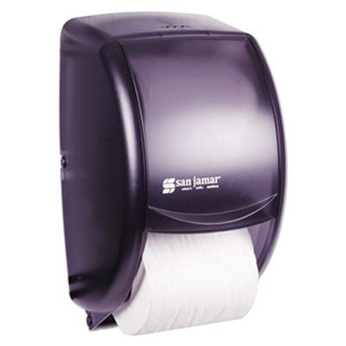 San Jamar Duett Standard Tissue Dispenser - Black Pearl