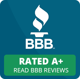 Rated A+ on BBB