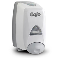 Gojo FMX-12 1250ml Foam Soap Dispenser - White/Gray