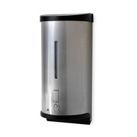 Palmer Fixture Electronic Touchless Bulk Foam Dispenser - Brushed Stainless