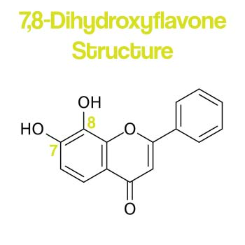 7,8-DHF Structure