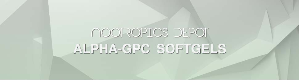Alpha-GPC Softgels