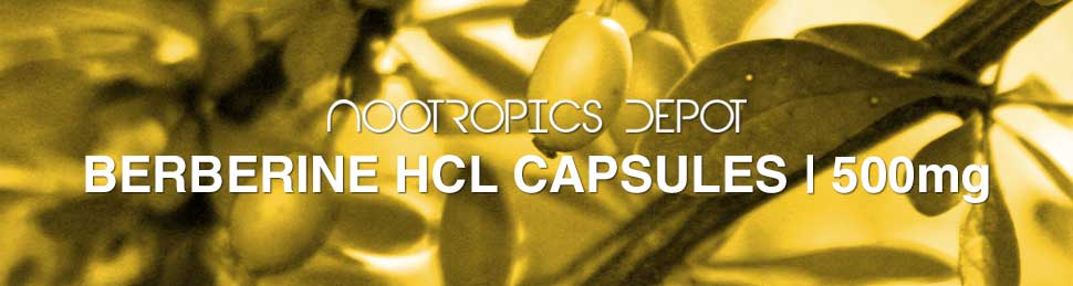 Buy Berberine Capsules