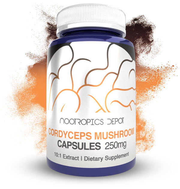 Buy Cordyceps Extract 10:1 Capsules