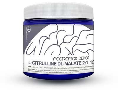 Buy L Citrulline DL Malate