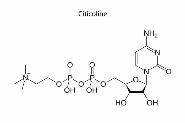 Citicoline Structure