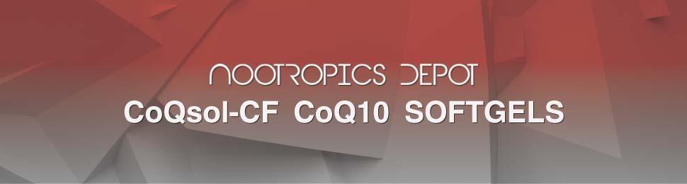 Buy CoQ10 Softgels