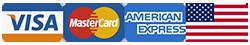 Nootropics Depot acceps Visa, Mastercard and American Express