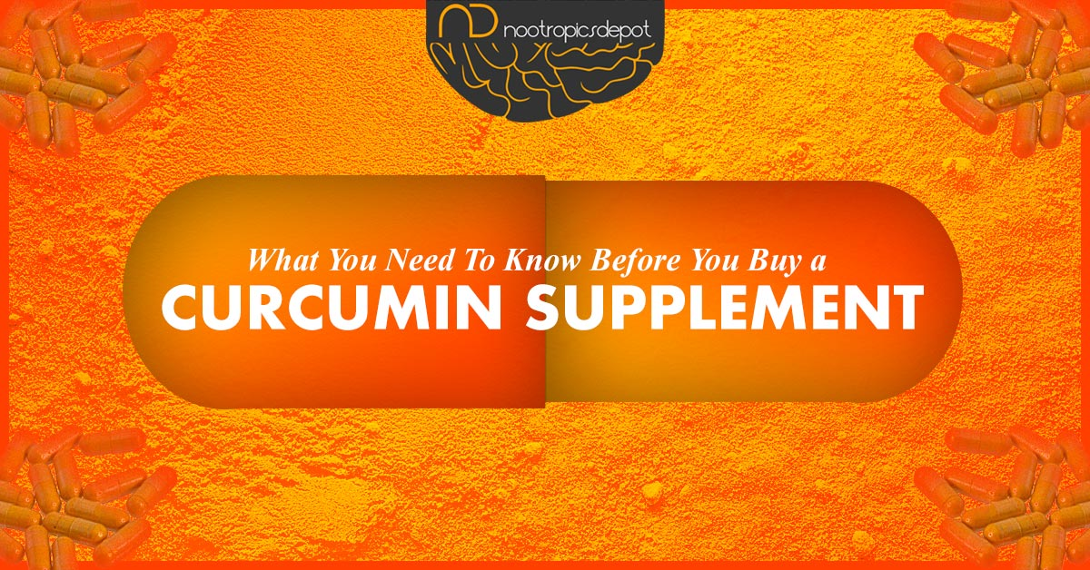 What You Need to Know Before You Buy a Curcumin Supplement
