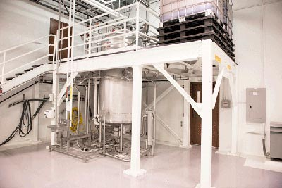 EpiCor Fermentation Tank