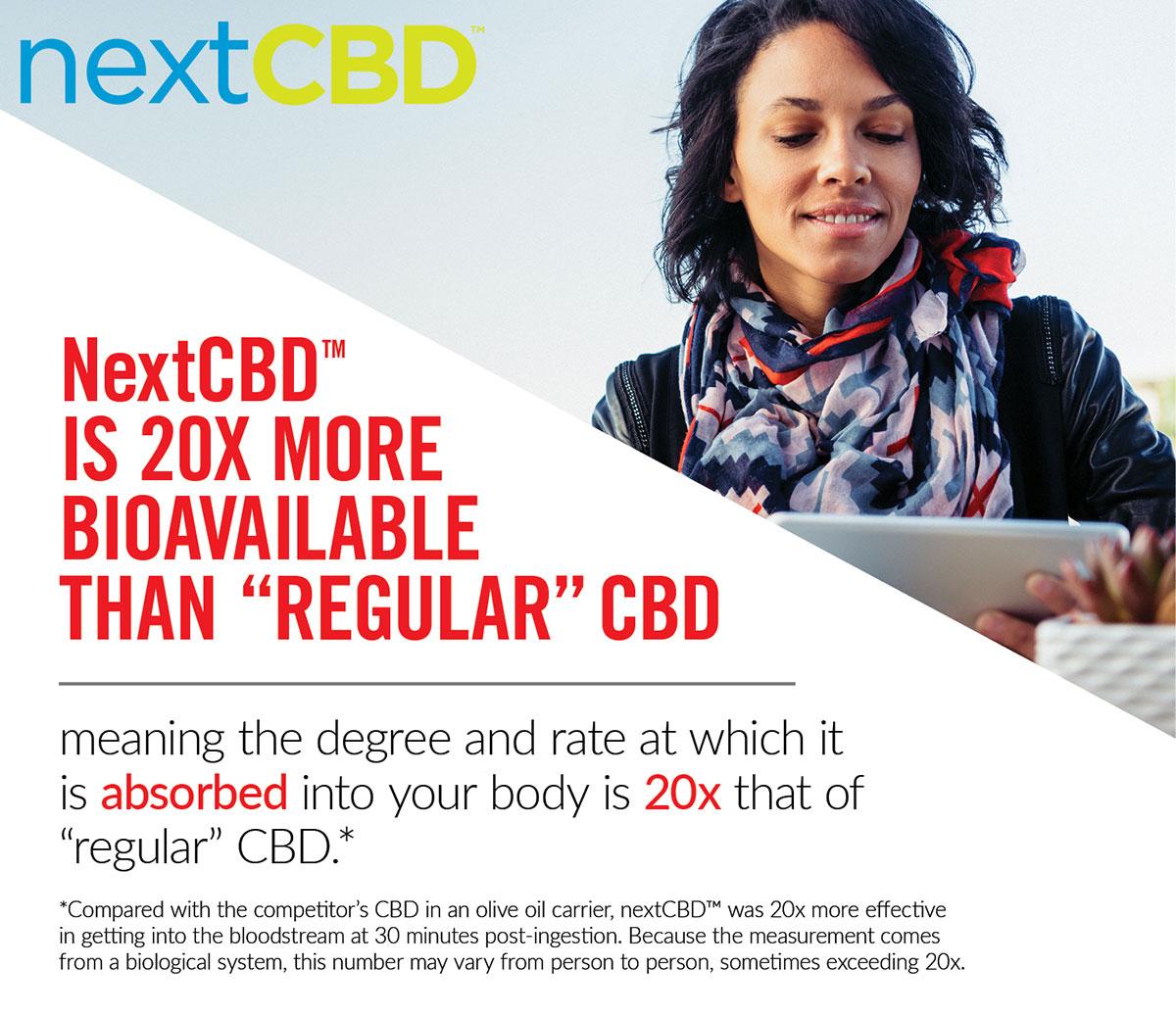Buy nextCBD CBD Oil Softgels
