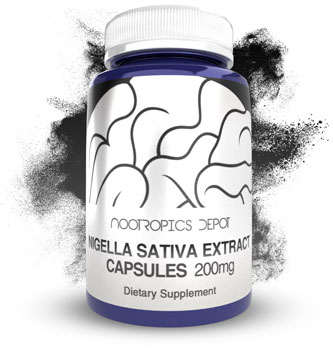 Buy Nigella Sativa Extract Capsules