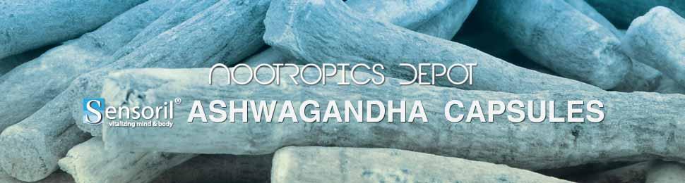 Sensoril Ashwagandha Capsules