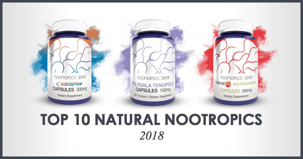 Guide to the Top 10 Natural Nootropics of 2018