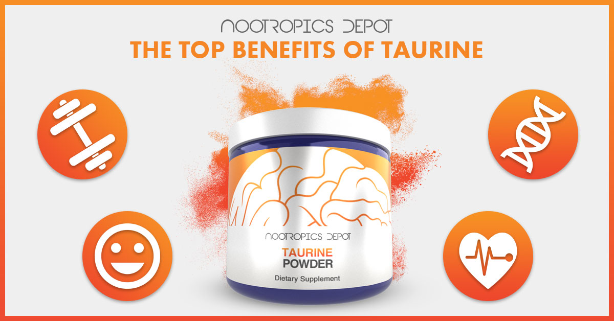 The Top 5 Taurine Benefits