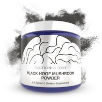 Black Hoof Mushroom Extract Powder | Whole Fruiting Body | Phellinus linteus