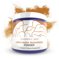 Lion's Mane Mushroom Extract Powder | Whole Fruiting Body | Hericium erinaceus