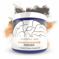 Chaga Mushroom Extract Powder | Whole Fruiting Body | Inonotus obliquus