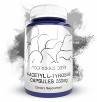 N-Acetyl L-Tyrosine 350mg Capsules (NALT)