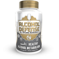 Alcohol Defense Capsules | Dihydromyricetin + Ginger Extract
