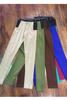 Rayon & Spandex Pants / Jeggings. 65% Rayon with Zipper & Black Elastic Waist! Beige.