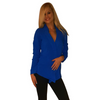 100% Rayon Royal Blue Blazer!