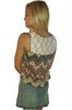 Rue 21 Aztec, Floral and Lace Top!