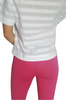 Rayon & Spandex Stretch Pants / Jeggings with Zipper! Pink.