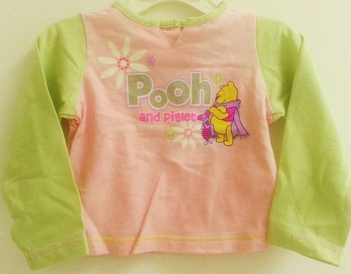 KIDS / INFANTS. 100% Cotton Winnie the Pooh and Piglet!