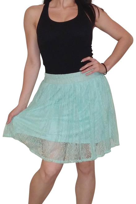 Adorable Lace Skirt from Major Name Brand! Mint.