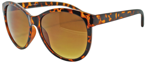 HIGH QUALITY UV400 PROTECTION SUNGLASSES. CLASSICALLY COOL SHADES. Tortoise Shell.