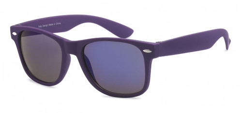 HIGH QUALITY UV400 PROTECTION SUNGLASSES. 'CANDY RAY BANS'. CANDY PURPLE.