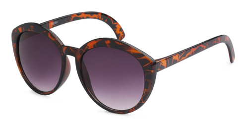 HIGH QUALITY UV400 PROTECTION SUNGLASSES. TORTOISE PRINT FRAMES.