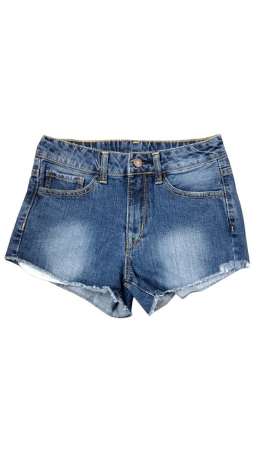 99% Cotton Daisy Duke Denim Shorts from AMERICAN EAGLE!