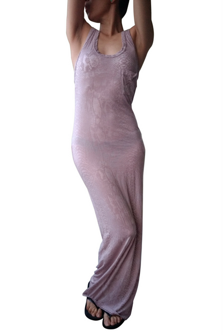 Blush Tank Maxi Dress from FREELOADER!