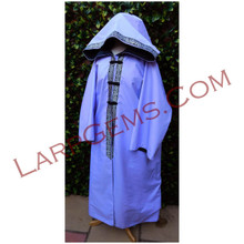 Lilac / Light Purple Heavy Cotton