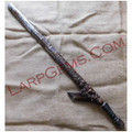 Hack & Slash - Barbed Wire Bastard Sword  42""