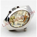 Gem's Trading Co - 4. Clear Gem Watch Ring