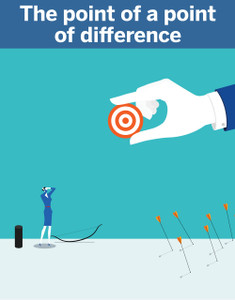 The point of a point of difference (available for immediate download)