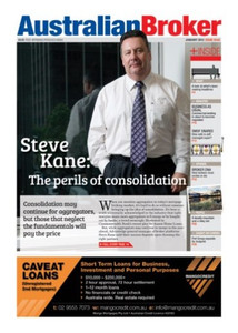 Australian Broker January 2013 issue 10.02 (available for immediate download)