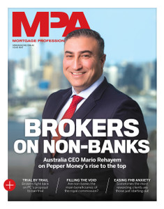 2018 Mortgage Professional Australia November issue 18.10 (available for immediate download)
