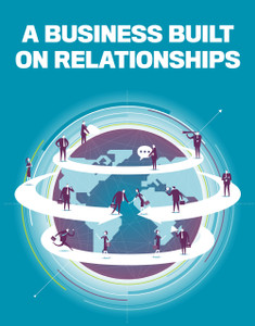 A business built on relationships (available for immediate download)