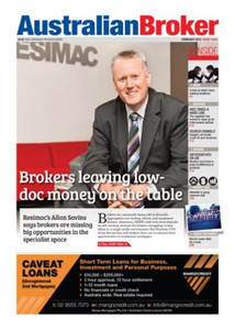 Australian Broker February 2013 issue 10.03 (available for immediate download)