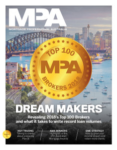 2018 Mortgage Professional Australia December issue 18.11 (available for immediate download)
