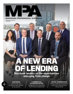 2018 Mortgage Professional Australia December issue 18.12 (available for immediate download)