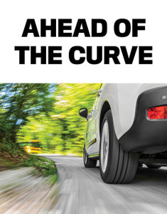 Ahead of the curve (available for immediate)