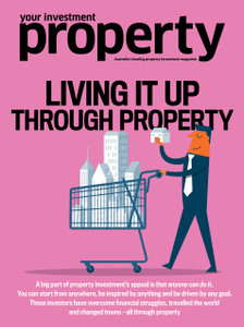 Living it up through property (available for immediate download)