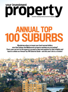 ANNUAL TOP 100 SUBURBS (available for immediate download)